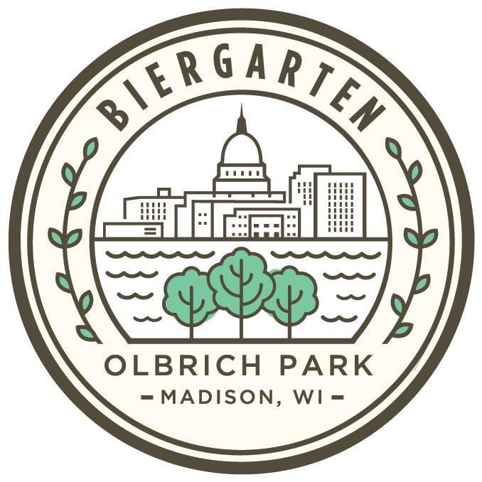 Biergarten at Olbrich Park