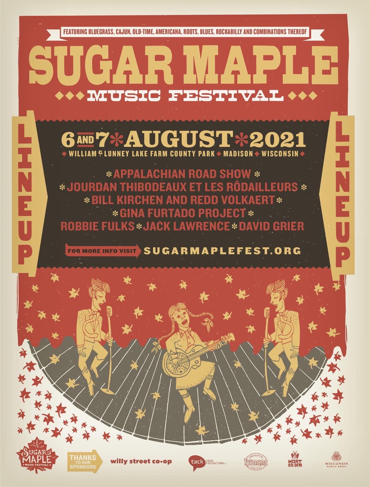 Sugar Maple Music Festival